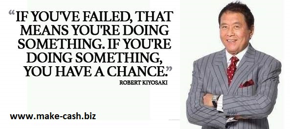 Robert Kiyosaki make money